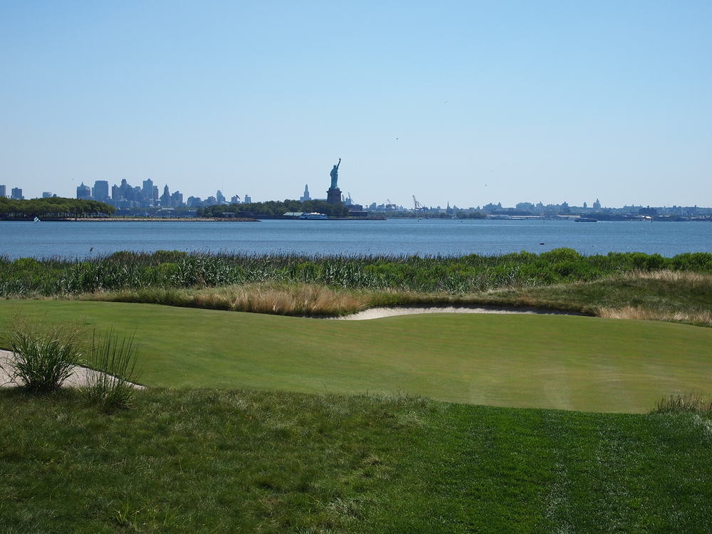 Liberty National, Jersey City, New Jersey