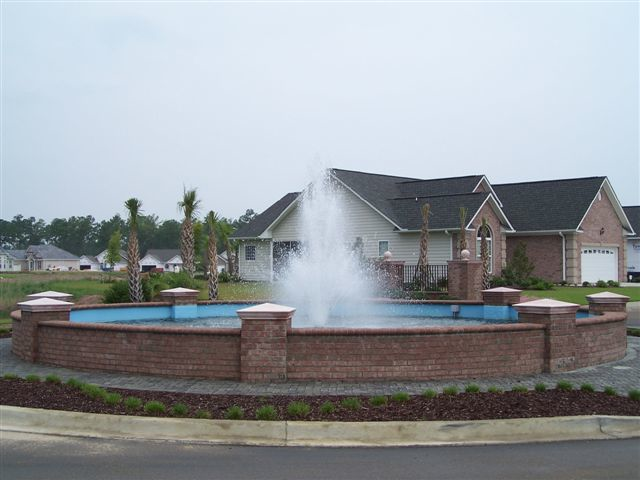 Black Lagoon Aquamaster Fixed Base Fountains Small