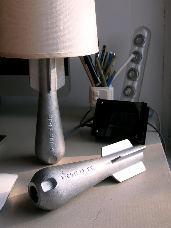 Blitz Lamp Repro
