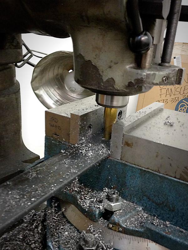 Milling Leg Frames