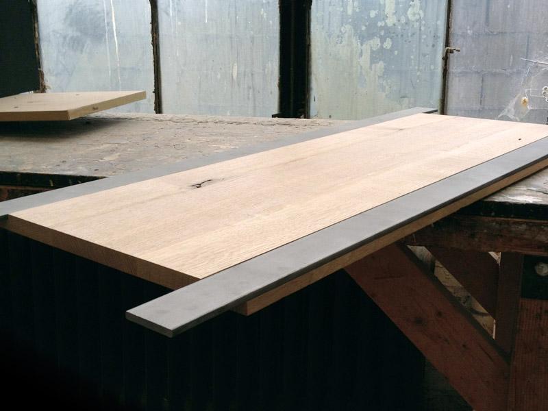 Flush Tabletop