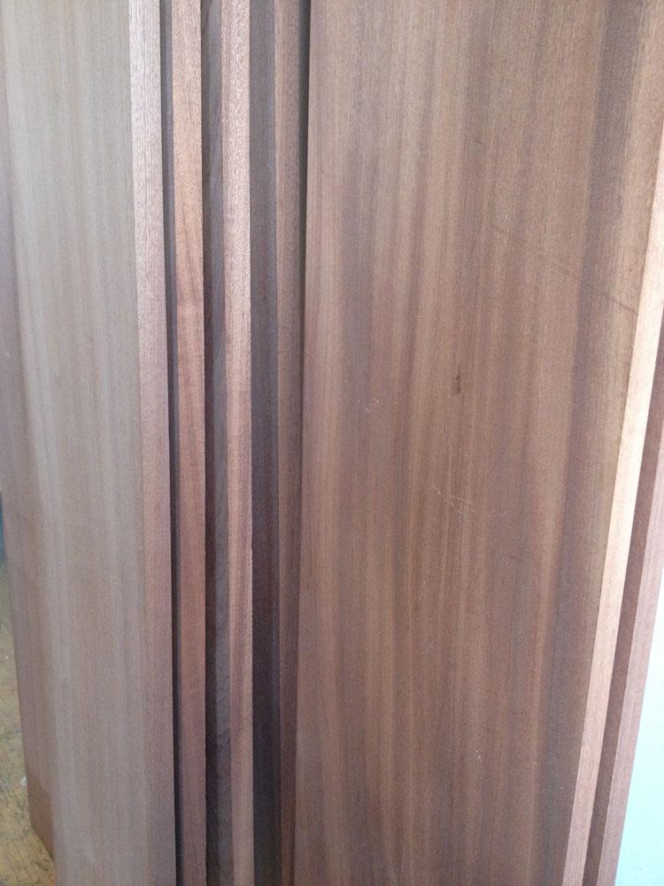 Mahogany Lumber