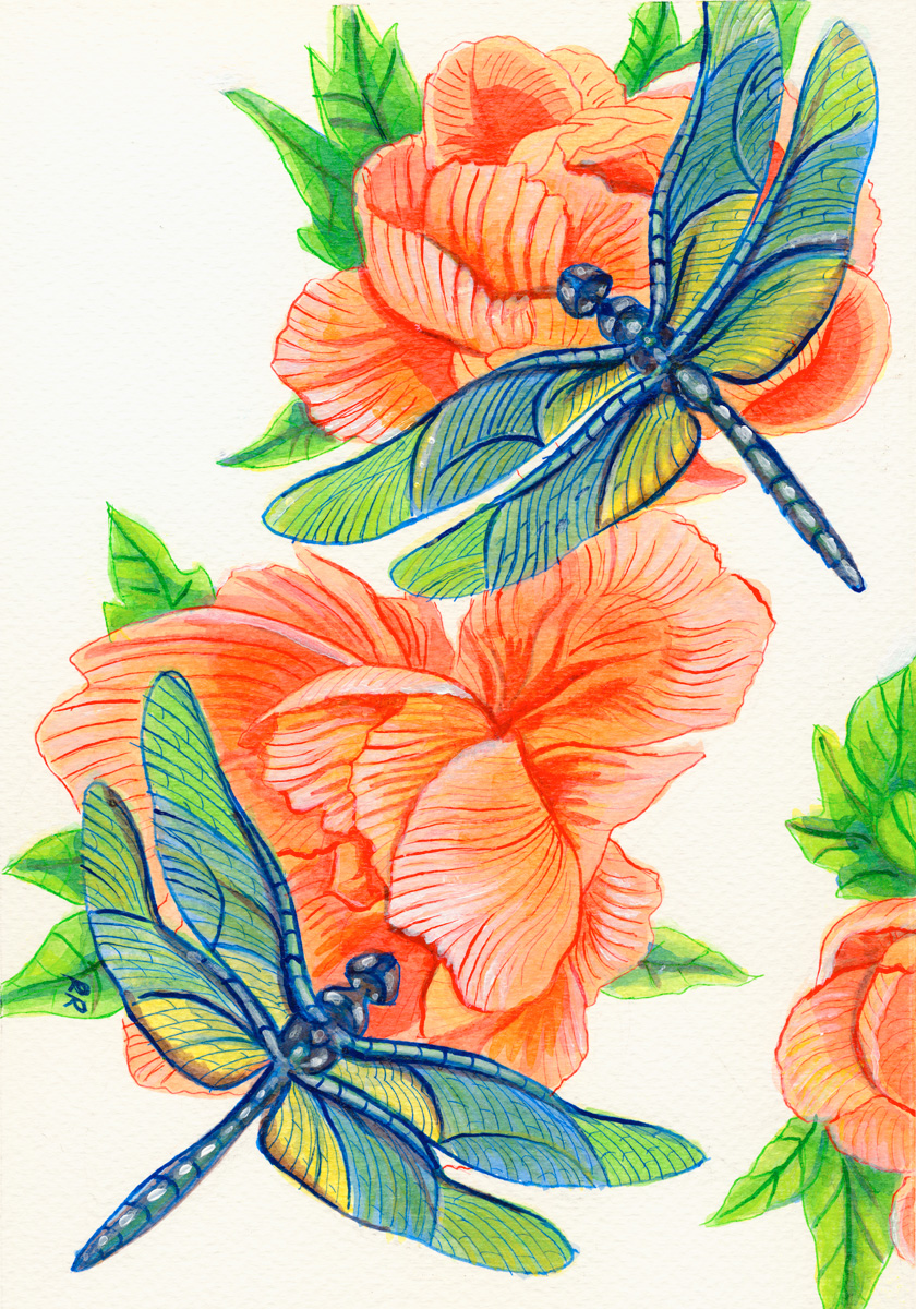 Rina-Rozsas-Peonies-and-Dragonflies.jpg