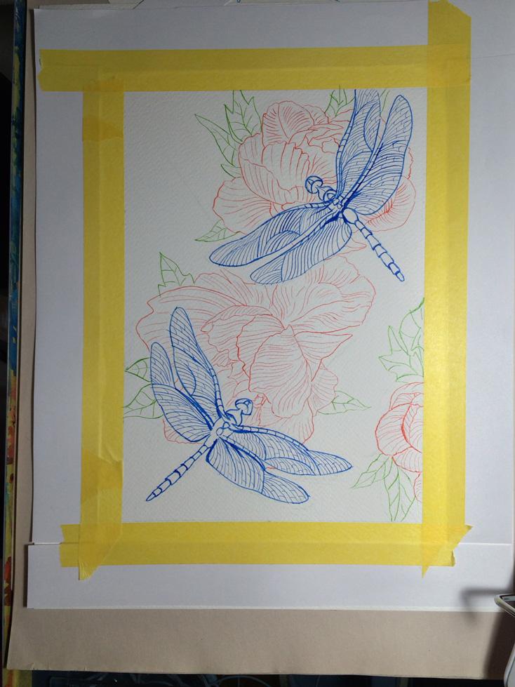 Dragonflies-and-peonies-step1.jpg