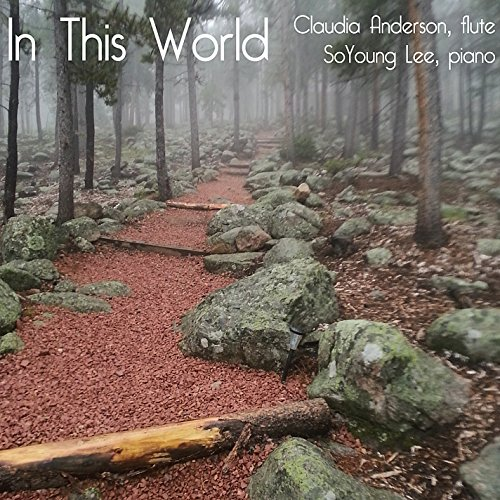 In This World By Claudia Anderson
