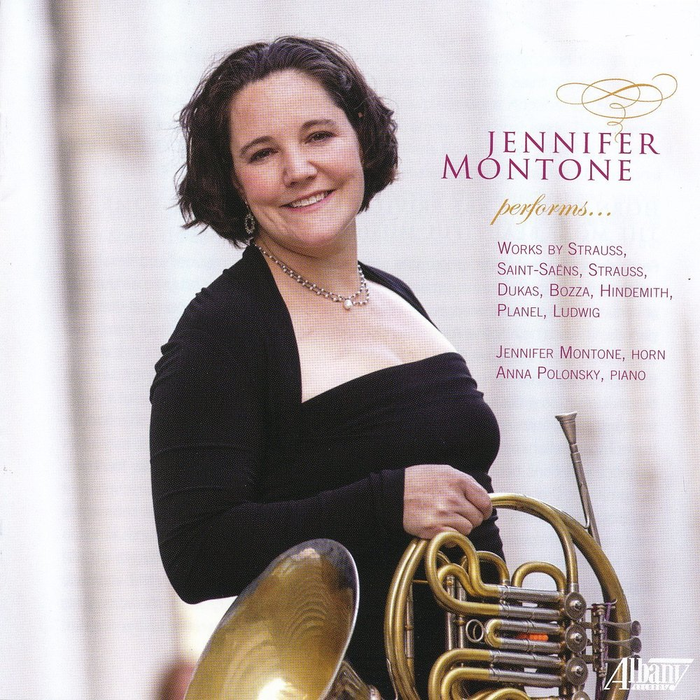 Jennifer Montone Performs By Jennifer Montone