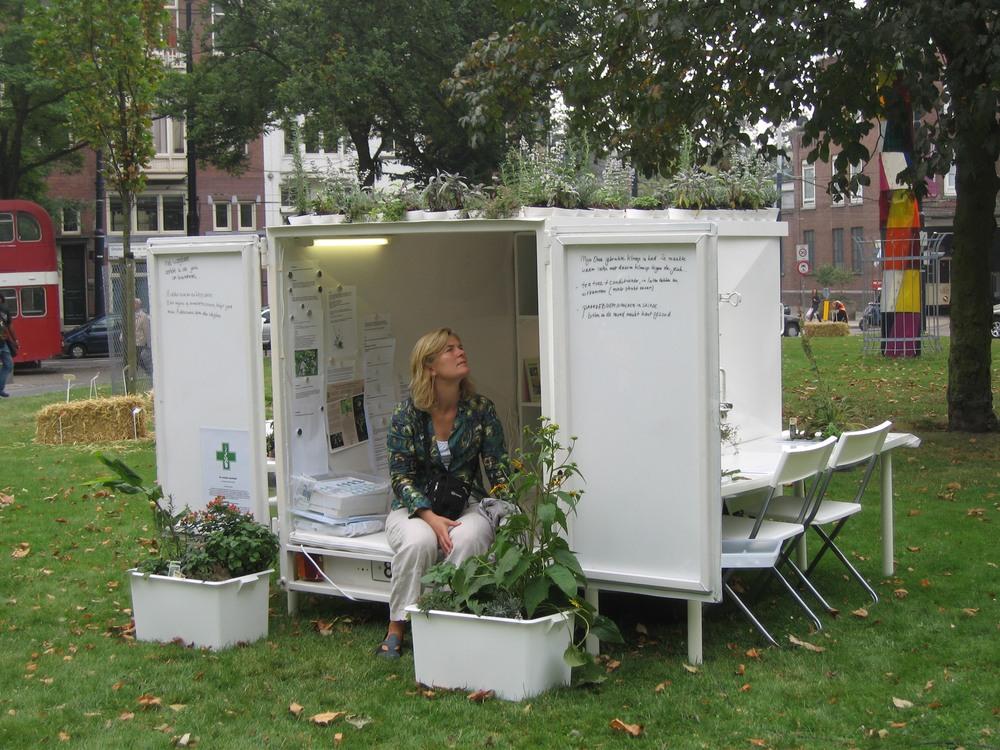 6-3De mobiele Apotheek Annechien Meier 2009.jpg