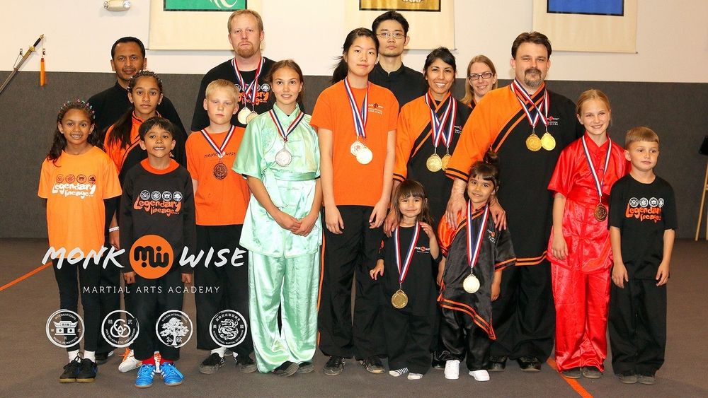 2015 Monk Wise Performance Team