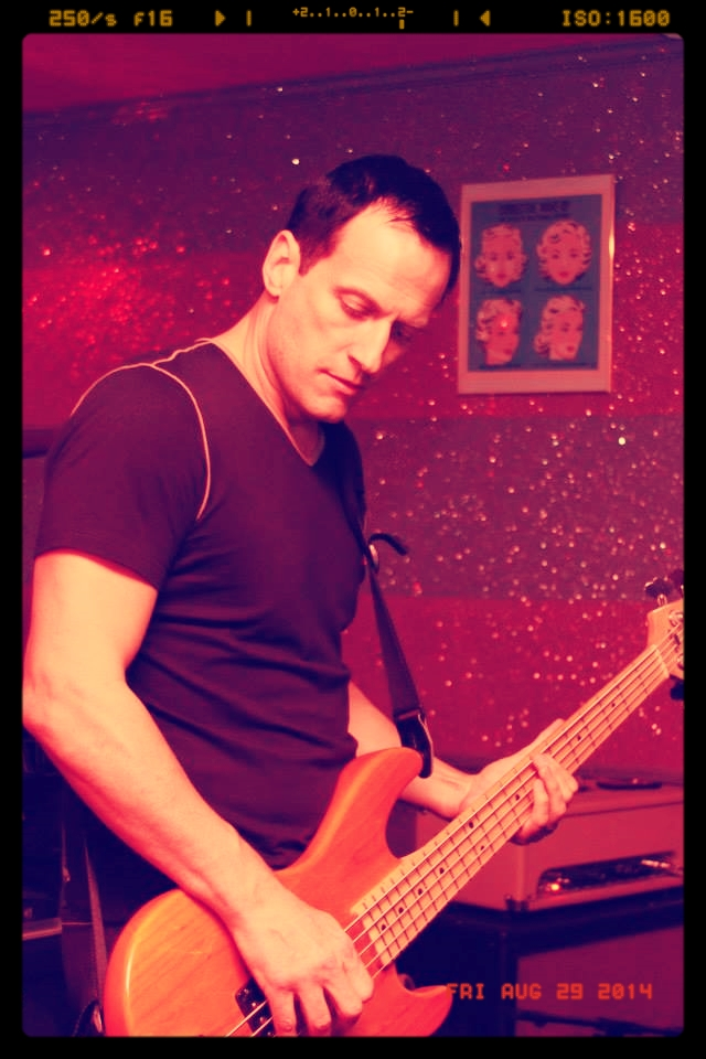 Danny Jacobellis - Bass