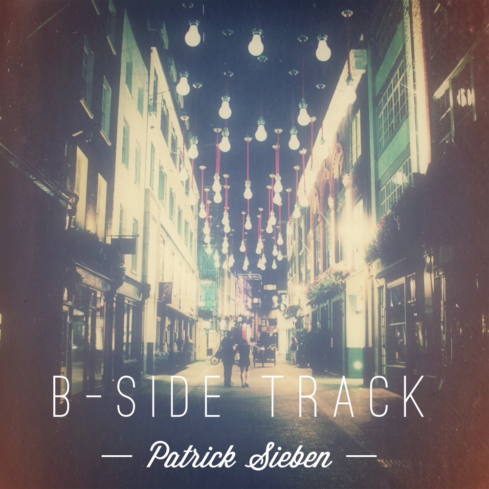 B-Side Track Single Cover
