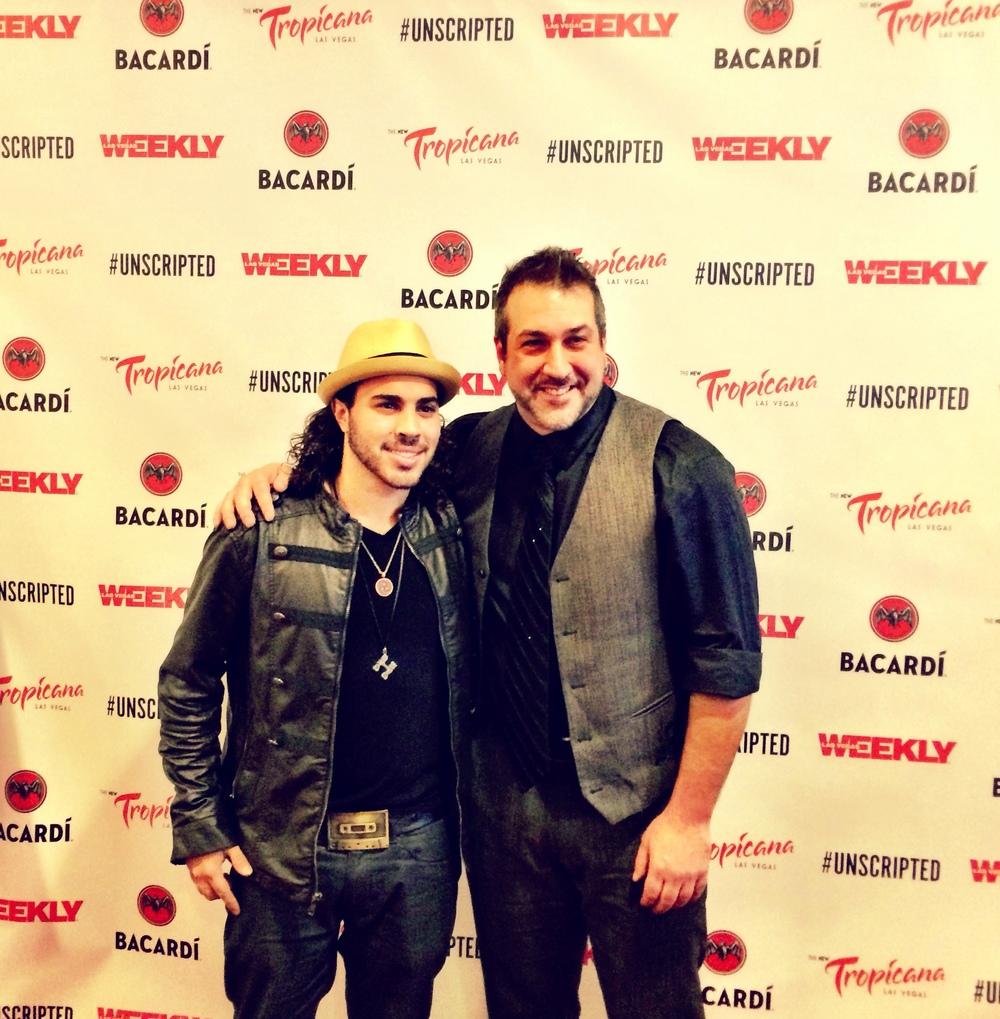 Patrick Sieben & Joey Fatone Nsync