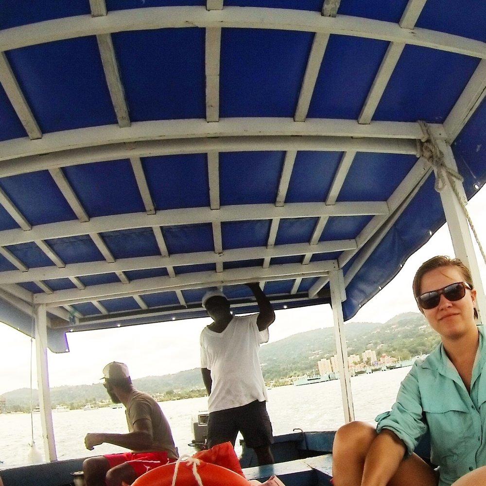 Jamaica, 2015.