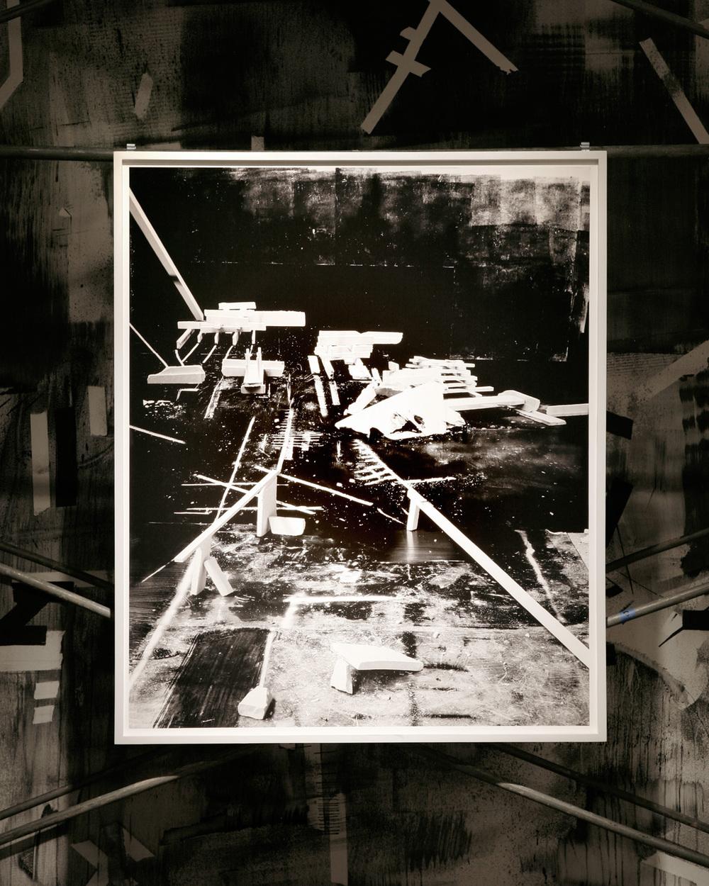 Future Ruins: Rodrigo Valenzuela  Photo byMark Woods,courtesy of Frye Art Museum.