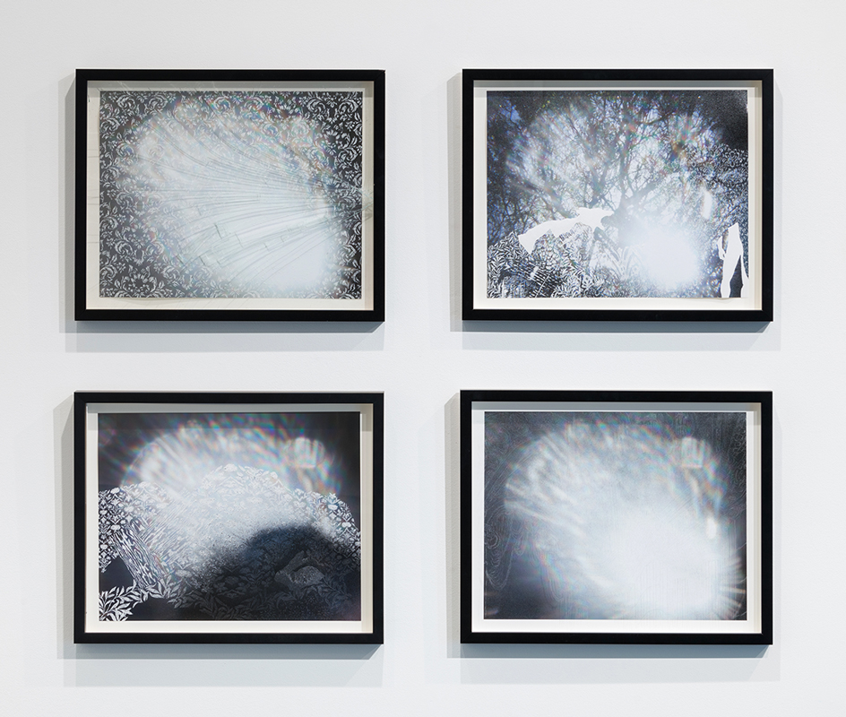 Explosion #22 , 2014, 16 x 20 inches   Aftermath #7 , 2013, 14 x 18 inches   Aftermath #22 , 2014, 14 x 18 inches   Explosion #29 , 2014, 14 x 18 inches