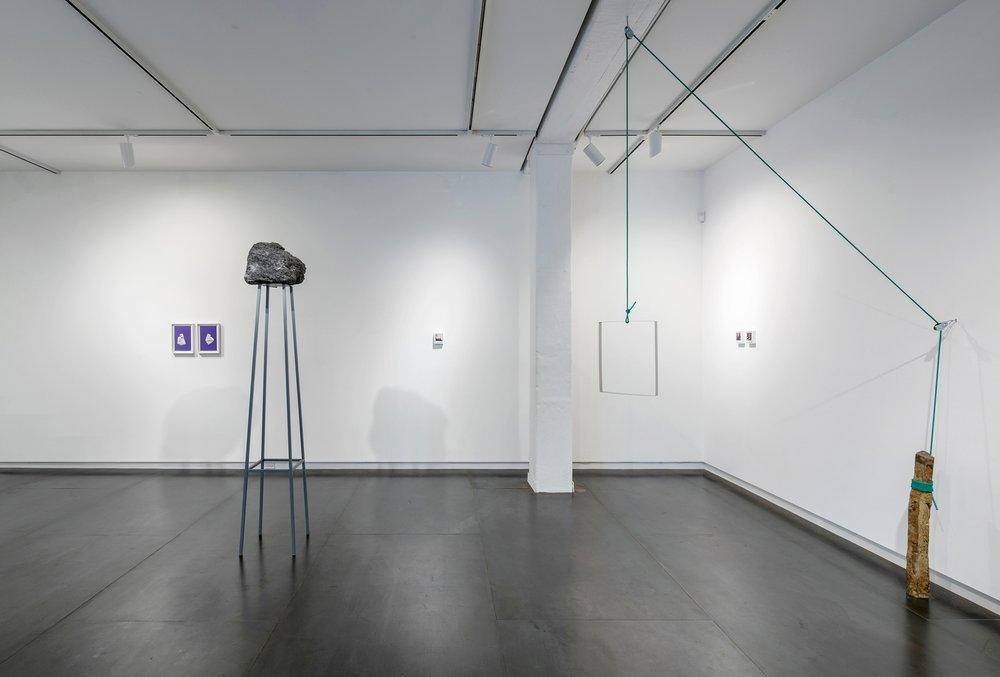 Amy Stephens,  Land | Reland [Portland] , installation View, Upfor, Portland