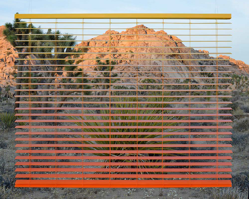 Untitled #21 (Through Looking) , 2016 archival pigment print 40 x 50 inches, edition of 5 + 2 AP 24 x 30 inches, edition of 5 + 2 AP