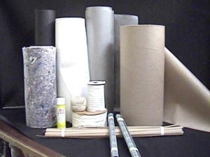 Upholstery Supplies from All Size Foam & Fabric