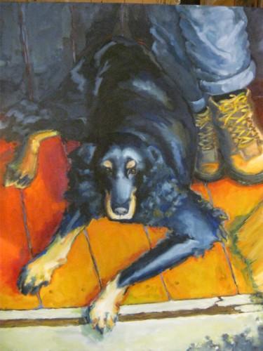 Dog Painting