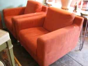 Natuzzi Clubd Chairs