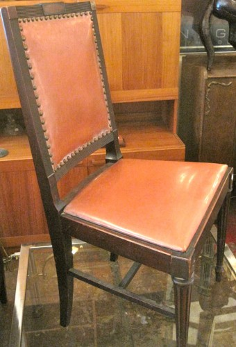 Mahogany Desk Chair