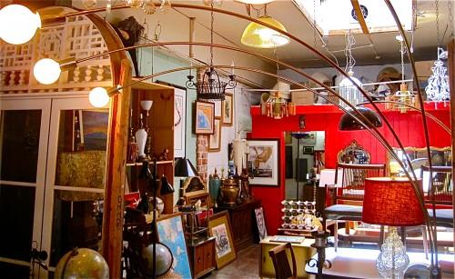 NOVA\'S Arc - Vintage Arc Lamp With Four Arms — Casa Victoria Vintage ...