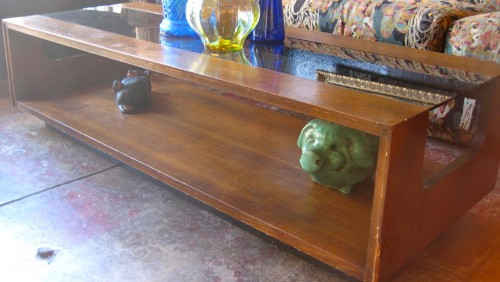 You Be Frank I Ll Be Swank 1970s Lane Coffee Table With Smoked