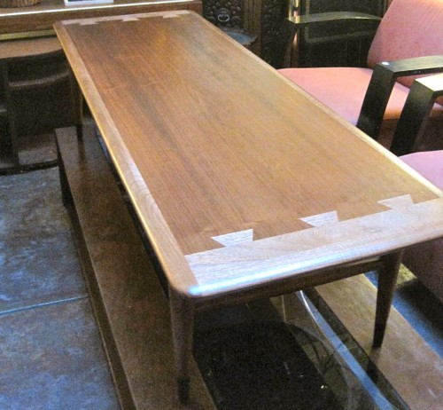 Used Lane Coffee Table: Mid-Century Lane Coffee Table Made