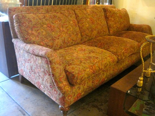 Good A. Rudin Is Known For Making Elegant Furniture That Is Both Comfortable And  Long Lasting. This Paisley Sofa Is An A. Rudin Original And Has Been  Featured At ...
