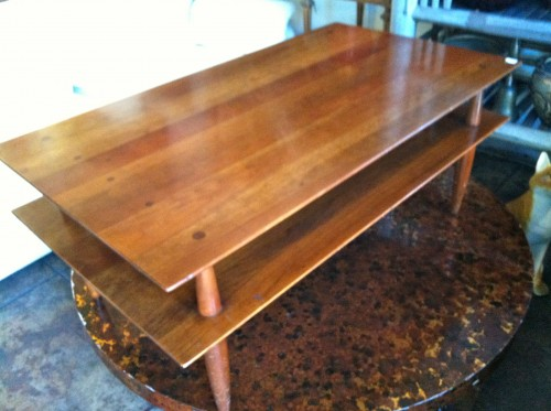 Sold Traditional Transitional Mid Century Cherry