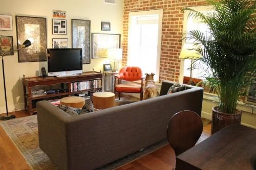 Houzz Tour Living Room