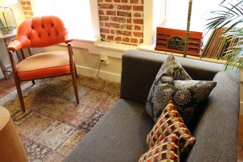 Houzz Tour Living Area