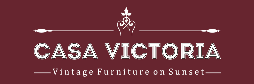 Casa Victoria - Vintage Furniture On Los Angeles Sunset Boulevard