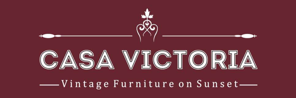 Casa Victoria Vintage Furniture Los Angeles
