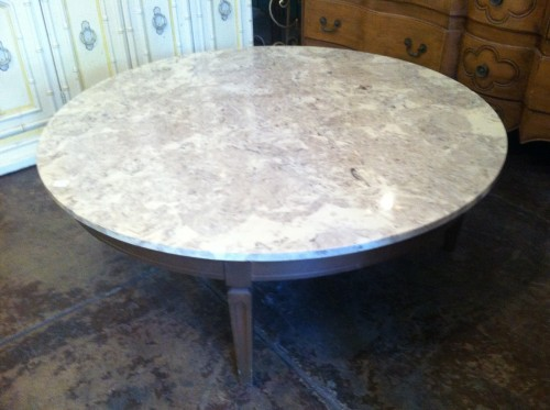 Charmant Real | 1960s Faux Marble Coffee Table U2014 Casa Victoria Vintage Furniture Los  Angeles