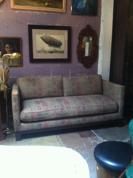 1990s Modern Style Sofa