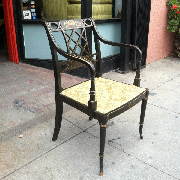 1950s French-style Arm Chair