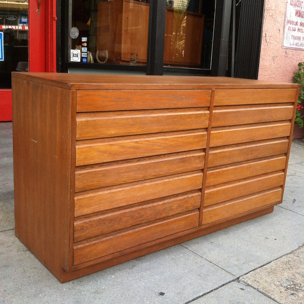Mid century dresser by Sligh Furniture Co.