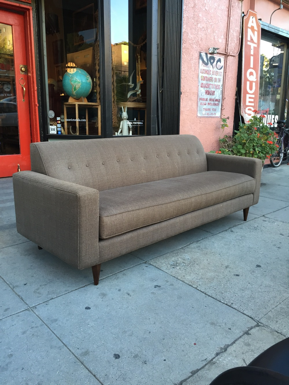 Mid-Century Style Sofa by Younger Furniture
