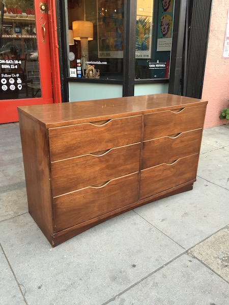 1960s Six Drawer by Bassett Furniture