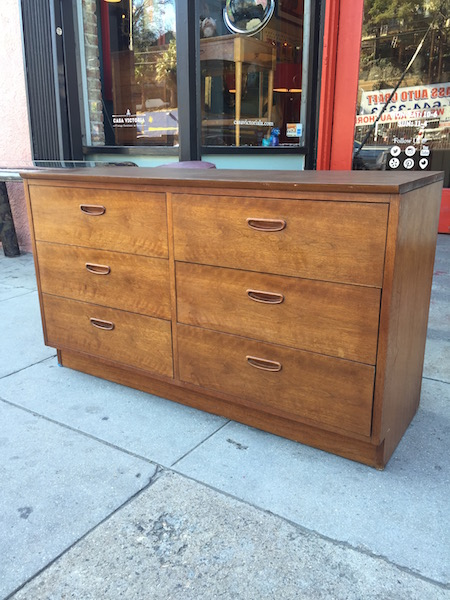 1960s Dresser by Bassett Furniture