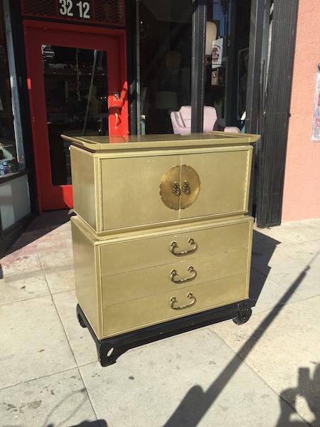 1952 Highboy Dresser by Kent-Coffey Co.