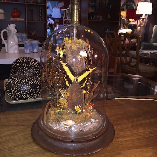 Vintage 1970s Lamp