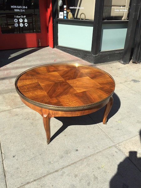French Style Coffee Table By BAKER Furniture