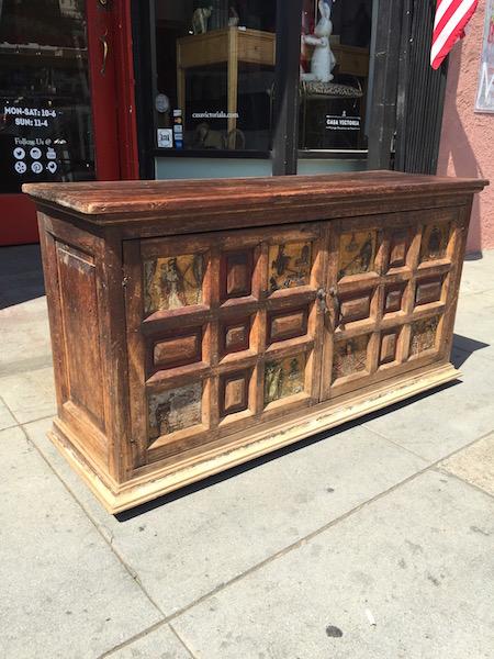 Future Furniture | Vintage Hacienda Credenza U2014 Casa Victoria Vintage  Furniture Los Angeles