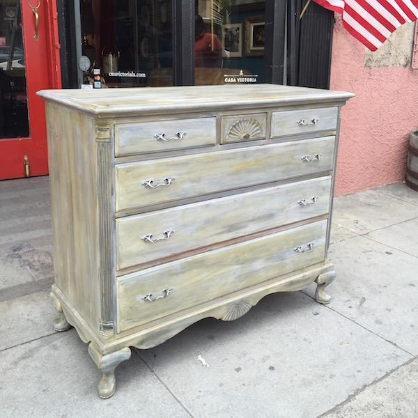 1930s Mahagony Dresser