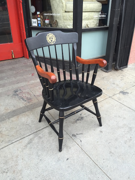 University of Pennsylvania Windsor Chair