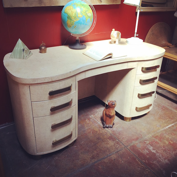 Vintage Custom Made Desk