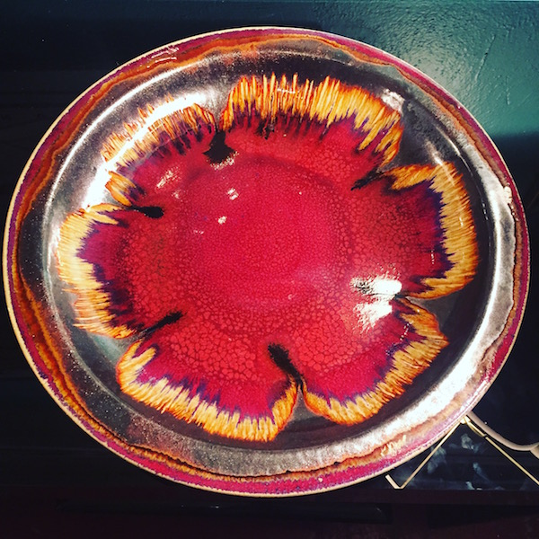 Large Stoneware Platter