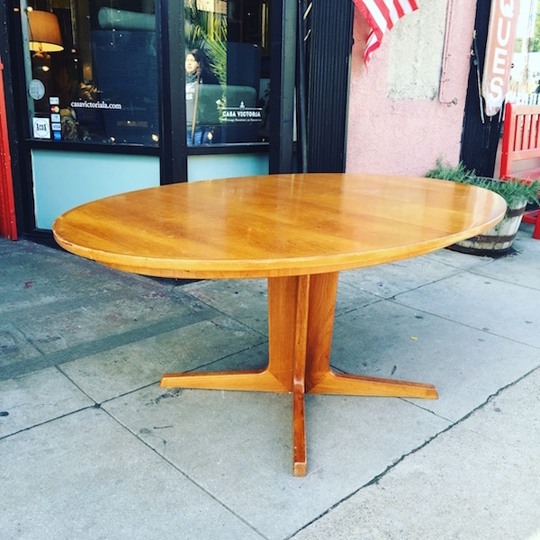 Mid-century Danish-style Dining Table