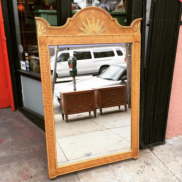 Vintage Mirror by Thomasville